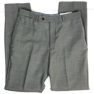 NWT Tommy Hilfiger Tyler Trousers 100% Wool